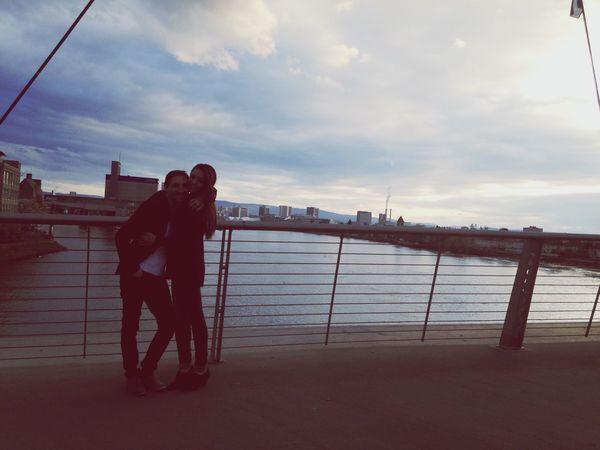 Deutschland Weil Am Rhein Shopping Bridge Family Love Happiness Allemagne Today's Hot Look