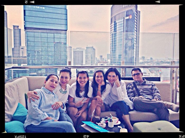 Hanging Out Roof Top Skyloft