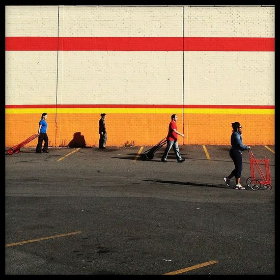 Shopping Walking Around Streetphotography Colors