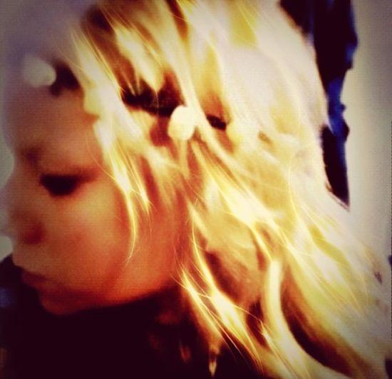 Blonde #JustMe EyeEm Best Selfie's  Shot From The Side