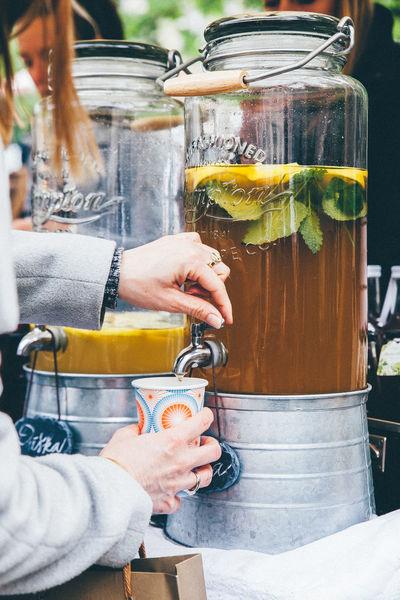 Drink Freshness Lemonade Market Pouring Street Street Food Street Food Worldwide