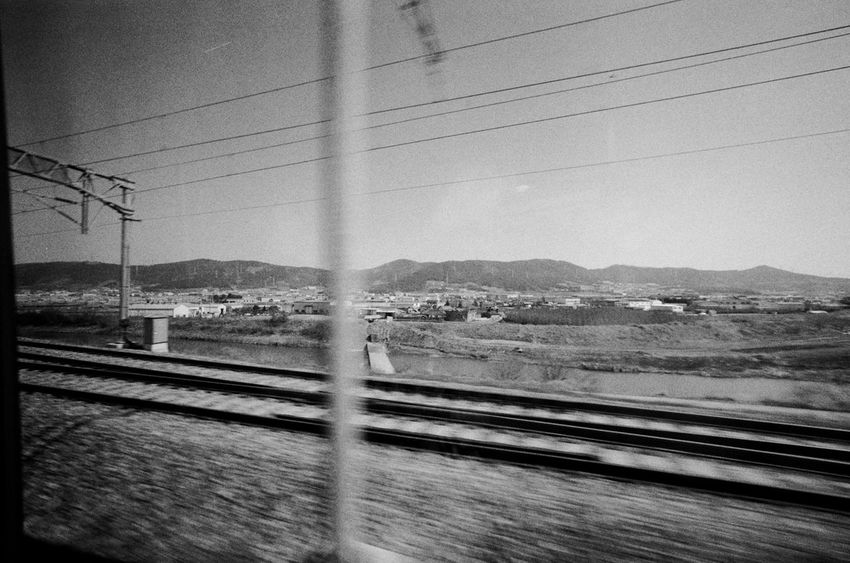 2016 Korea On The Train Business Trip Voigtländer Ultrawide Heliar 12mm 12mm  Ilford Ilford HP5 Plus 400 1 Stop Push Barnack IIIf Photography In Motion