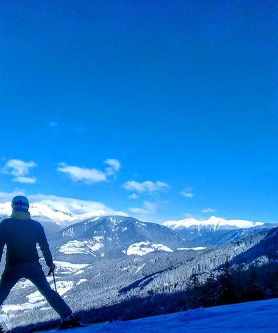 Skiing Skiday Kronplatz Plan De Corones