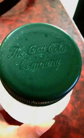 Human Hand Text Green Color Close-up Bottle Cap Bottle Human Body Part Indoors  Water