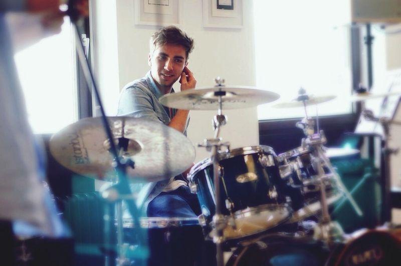 Drums Musik An .... Welt Aus :)<3 Stoners :)