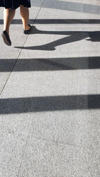 Woman #ladies #people #Shoes  #Walk #sidewalk #photography #shadows #shadows And Light #Shadow #Light & Shadow #blackandwhite #lightandshadow Low Section Shadow Human Leg Sunlight Women Walking