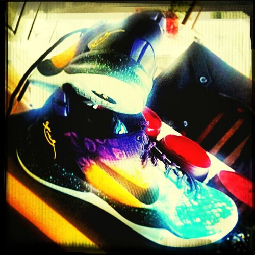 My Kobe's Easter Just Came In The Mail