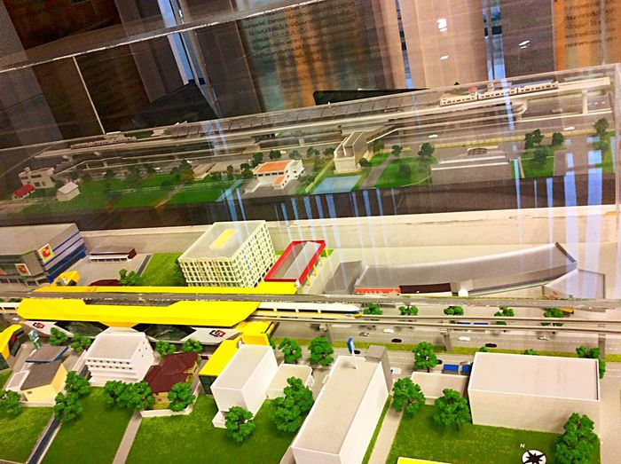 The Changing City Mrta Projects Skytrain Subway Infrastructure City Comingsoon Model We ❤️ Thailand many lines of MRT are under construction. In the future, tourists will be comfortable and it will reduce traffic jam in Bangkok.