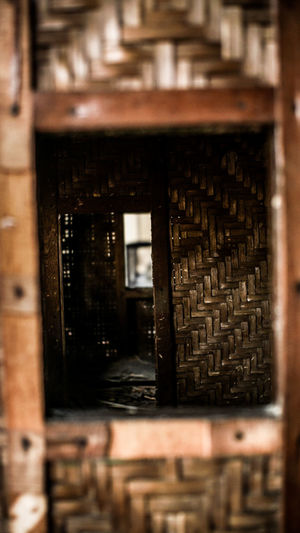 Fine Arts Windows Seni Anyaman Small House Small House In The Woods Wood Work Woods Woven Art