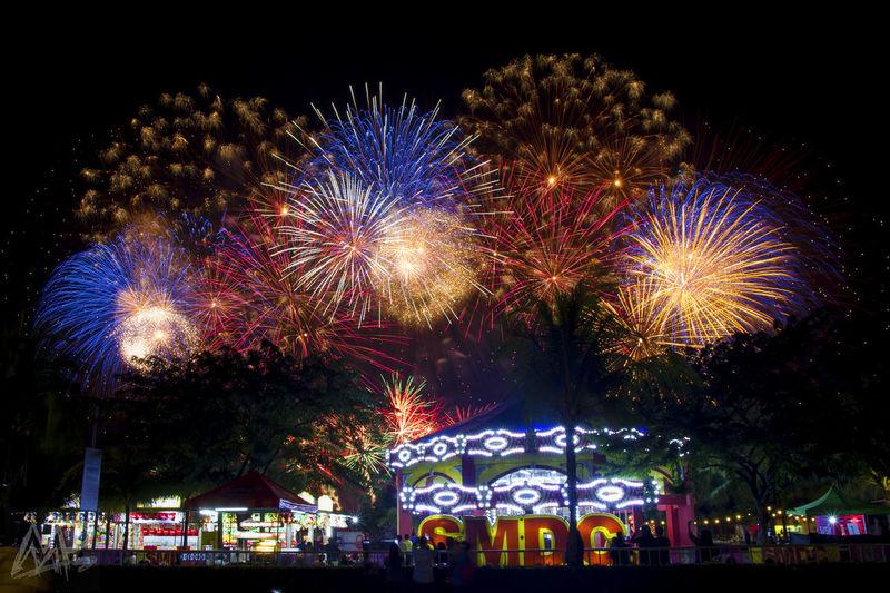 Fireworks Nightphotography Nightphotography Nightlights Pyromusical 2017 HUAWEI Photo Award: After Dark