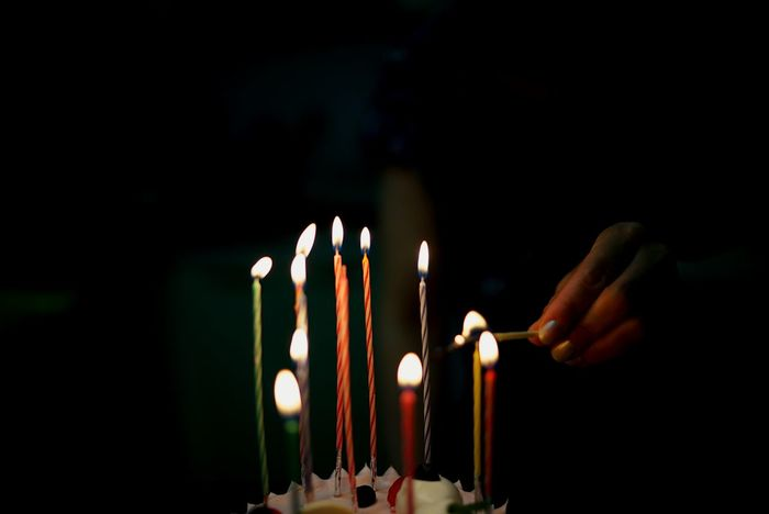 Korea Photos Light A Candle Candlelight Birthday Taking Photos Enjoying Life Darkness And Light Simple Moment Streamzoofamily The Week On EyeEm Editor's Picks