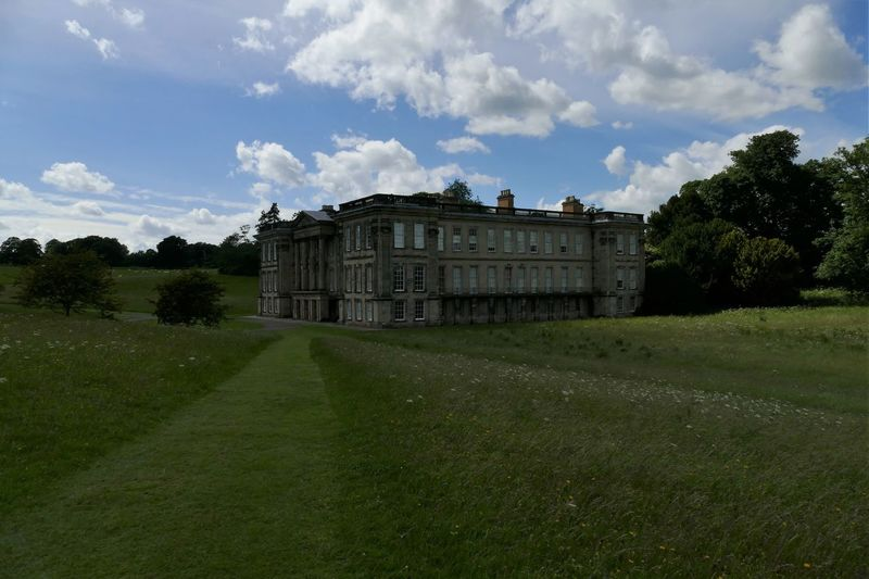 Had a lovely afternoon out at Calkeabbey today...💙 Cloud - Sky Building Exterior Rural Scene Landscape From My Point Of View Photography Is My Escape From Reality! Nature Photography For Anyone Whos Interested Beauty In Nature Nature Nature_collection Outdoors Tranquility Beautiful Check This Out The Great Outdoors - 2017 EyeEm Awards Dayoutwithfriends Derbyshire Nationaltrust