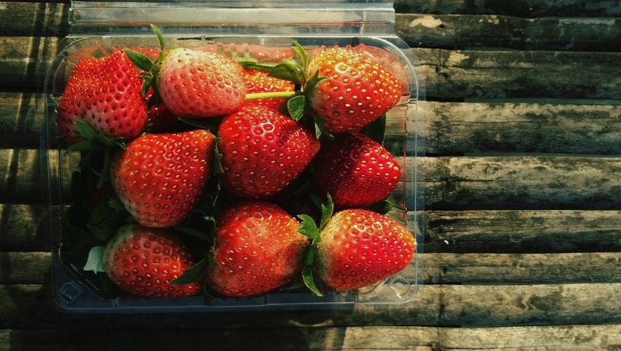 Strawberries Strawberry Morning Fresh Farm keep fresh