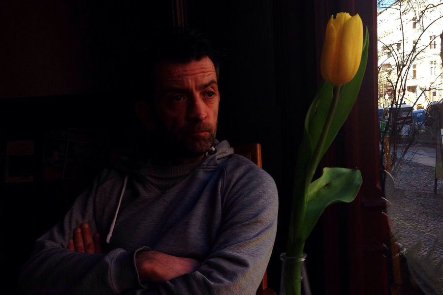 People Watching The Human Condition Portrait Of A Man  Light And Shadow Yellow Tulip Color Portrait Lemon By Motorola The Portraitist - 2015 EyeEm Awards RePicture Masculinity