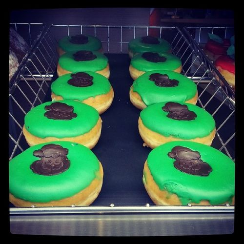 Dunkindonuts GreenXmas