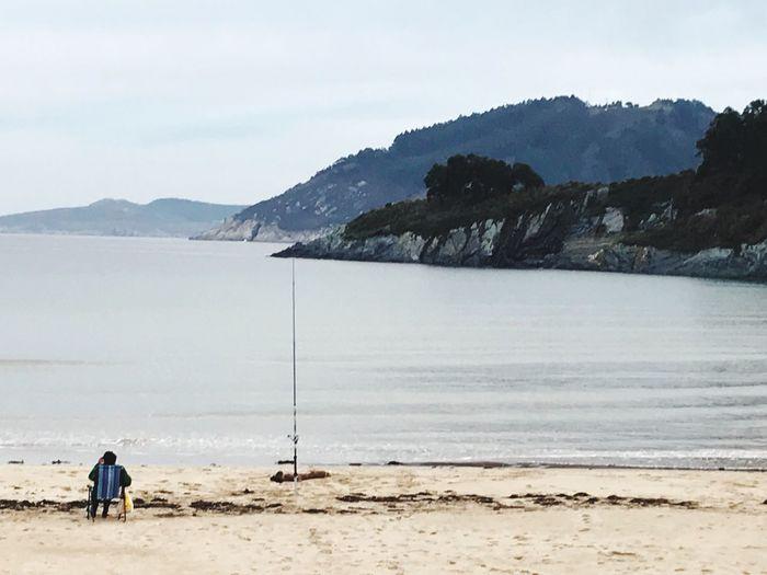 Playa en Vicedo