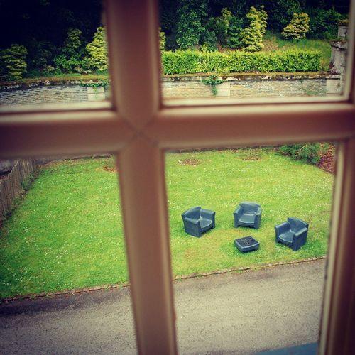 Mais qui a mis le salon dehors 😡 Jardin Trévarez Fenêtre