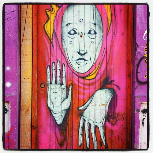 Puertas de Valpo Valparaíso Streetartchile Graffiti Streetart