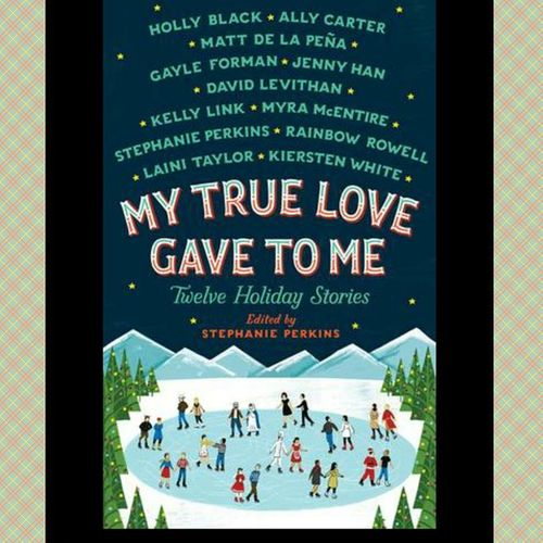 The holiday masterpiece written by the best YA authors is finally here. Hope I wouldn't be disappointed with this one. Fingerscrossed Whereisjohngreen Rootingforrainbowrowell