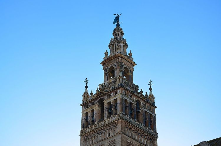 Tower Giralda Arquitectura Arquitecture Sevilla Seville Eyem Eyemphotos
