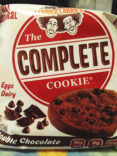 Lenny&larrys The Complete Cookie Gains Delicioussssssss