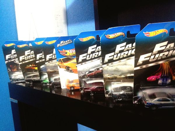 Cars HotWheels Colection Fastfurious6 ???????
