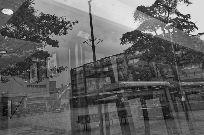 Peering through the window Hanging Out Taking Photos Enjoying Life Urbanexploration Autumn🍁🍁🍁 TOWNSCAPE Reflection