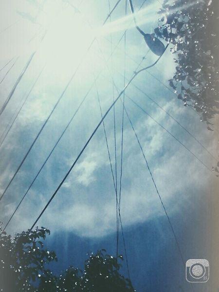 Sky Sinfiltro Leongto Sky And City Leon Guanajuato Enjoying Life Photo♡ EyeEm Nature Lover