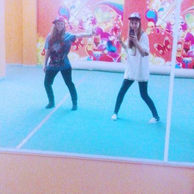 танцы Марина Hip_Hop