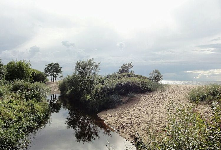 Now I want some Summer to my gallery. Seashore Latvia Riga Enjoying Life Check This Out Landscape