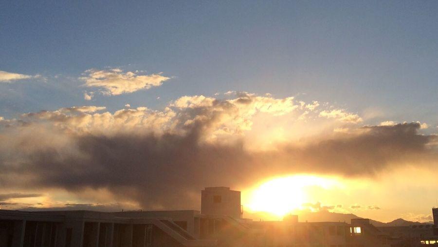 自然 Nature 雲 Clouds Sky 空 夕焼け Sunset
