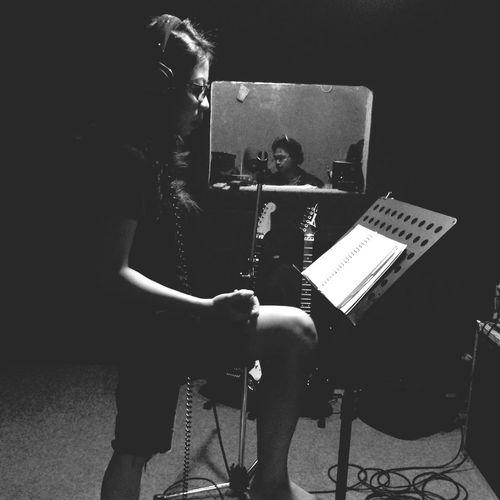 Recording for GOADS! First Eyeem Photo