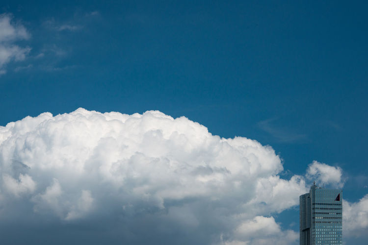 Blue Clouds And Sky Sky Sky_collection Summertime 夏 雲 青い空
