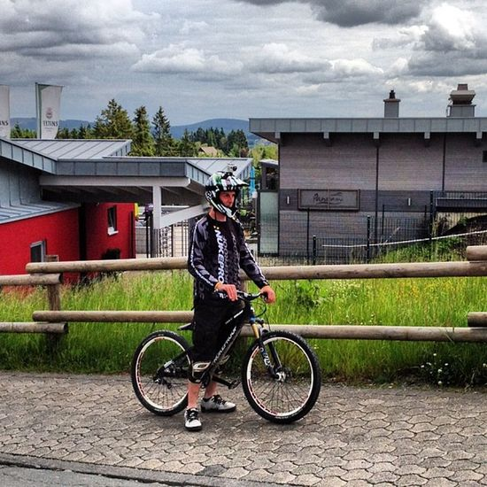 #me at #bikepark #winterberg with a #gopro on my #helmet #instagood #iphone #iphonography #nature #cloud #outdoor #4x #mtb #mountainbike Instagood Bikepark 5likes IPhone Me Nature Cloud Helmet Mountainbike Outdoor Gopro Iphonography MTB Winterberg 4x