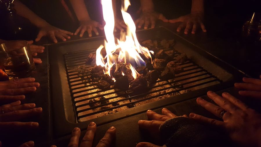 Bourbon Bourbon Whiskey Close-up Fire Friends ❤ Night Photography Relaxing Ribo