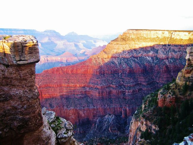 Memories 3 Years Ago West Coast Trip Grand Canyon Sunrise Best Place