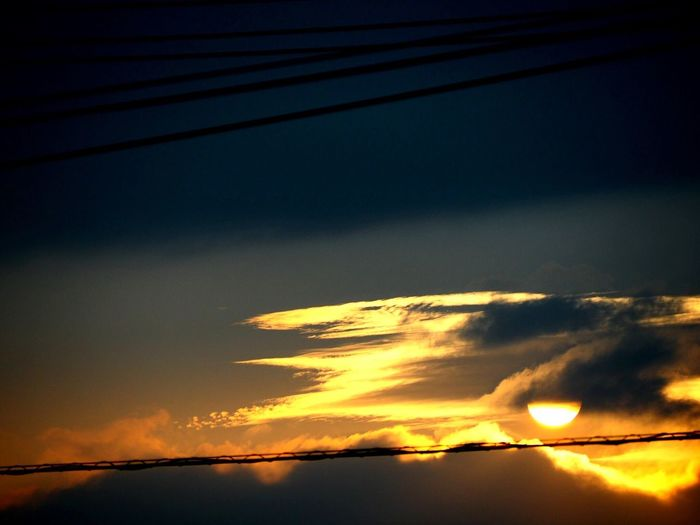 33 3 Sky Sunset Cloud - Sky Beauty In Nature Scenics - Nature Tranquility Nature