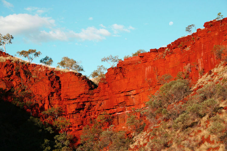 Australia Beautiful Beauty In Nature Best Shot Desert Enjoying Life Landscape Pilbara Red Reflection Traveling Western Australia