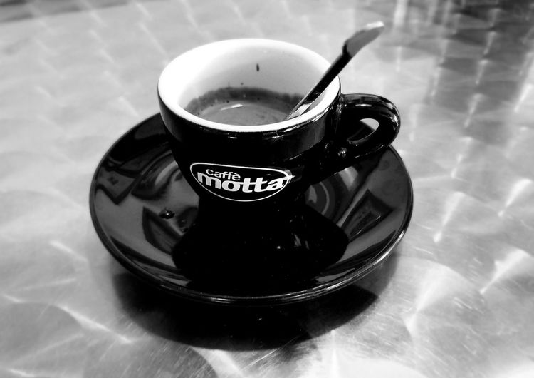 Drink Coffee - Drink Coffee Cup Refreshment Food And Drink Table Indoors  Close-up Blackandwhite Black & White Blckandwhite Black And White Photography B&w Black And White No People Tea - Hot Drink Freshness Day