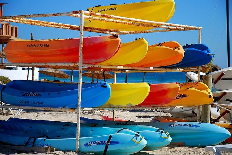 Mytunisia Enjoying Life Summer Colors Kayak Traveling Beachphotography Beach