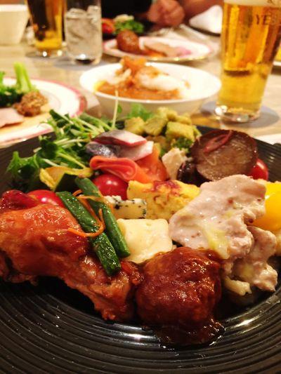 ビュッフェ@ウェスティン Food And Drink Food Ready-to-eat Vegetable Freshness Close-up Indoors