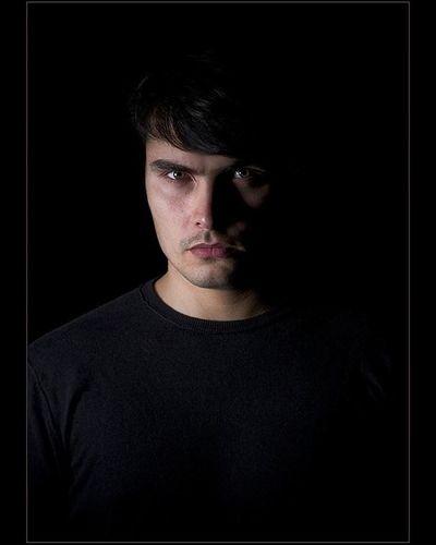Portrait Hardlight Ich Withoutemotions Hardlook Me Ich
