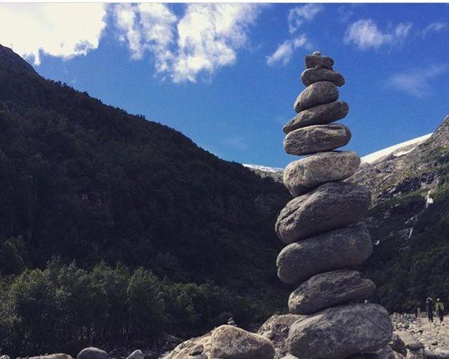 Stack Sky Cloud - Sky Landscape Mountain Tree Rock - Object