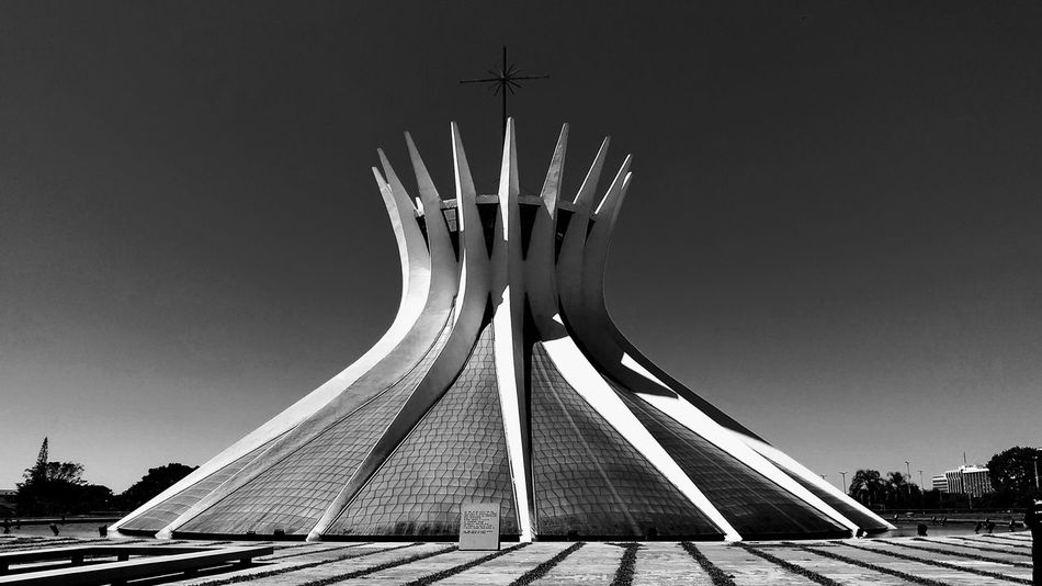 Brasília Bsb Oscar Niemeyer Architecture Mobilephotography Brazil Architecture