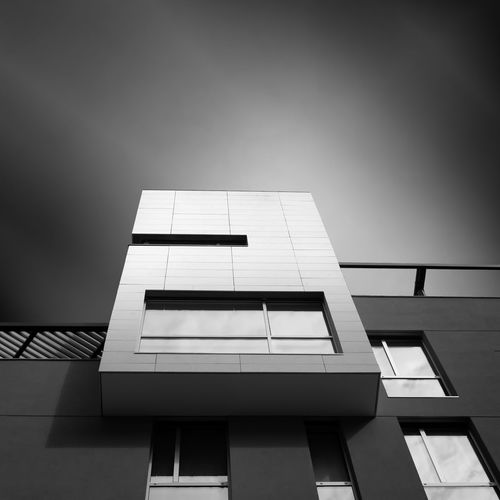 Architecture Building Built Structure City Exterior Façade Low Angle View Modern No People Outdoors Repetition The Architect - 20I6 EyeEm Awards Market Reviewers' Top Picks