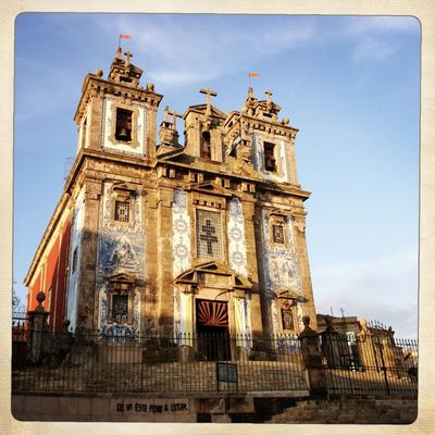 Memories Of A Trip To Porto