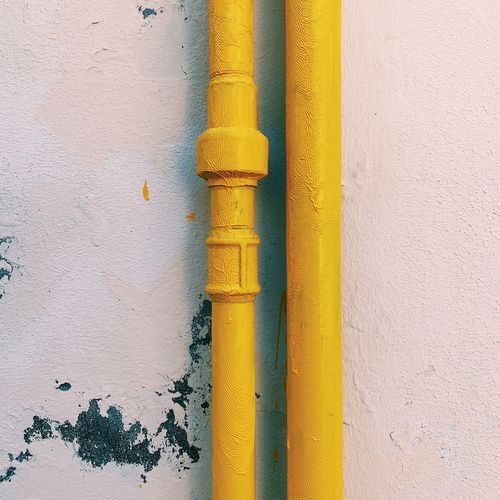 Yellow Wall -