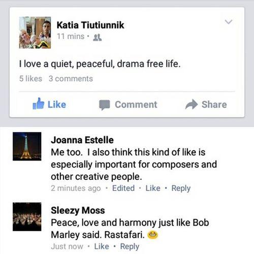 Lama xjd nakal. Hahaha. MamaMustBeProud DrKatia KatiaTiutiunik Rastafari Peace Love Harmony JanganMenjadiNakal .