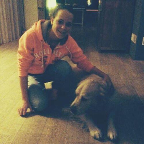 Met hond Boy