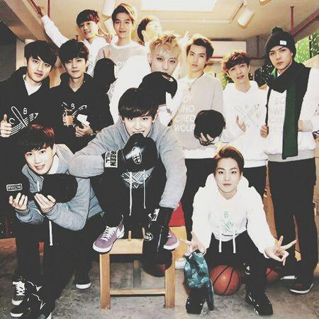 EXO-M Exo-K EXO Bestiesforlife